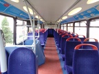 Upper  Floor of a Scania N230UD / East Lancs Olympus