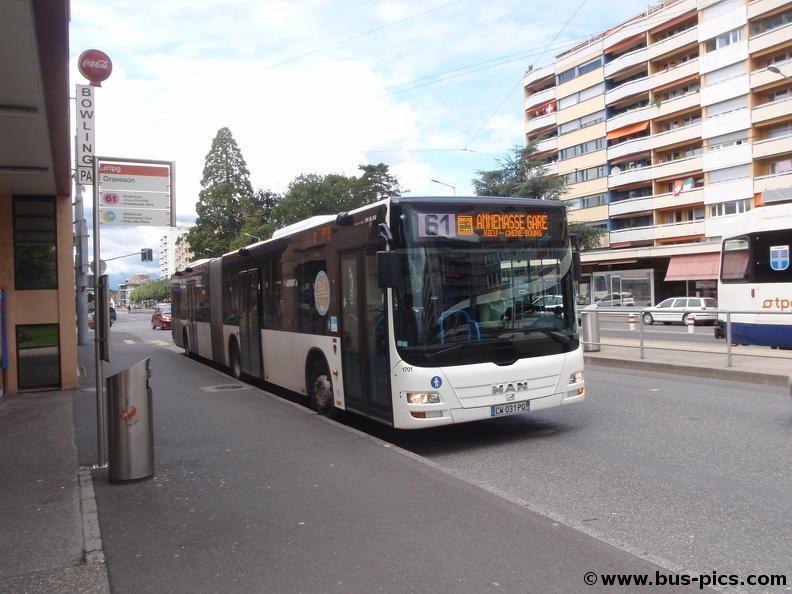 graveson ligne 61 tac tpg 1701 bus pictures. Black Bedroom Furniture Sets. Home Design Ideas