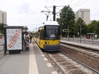 Jan-Petersen-Str. -- Linie M8 -- BVG 1007