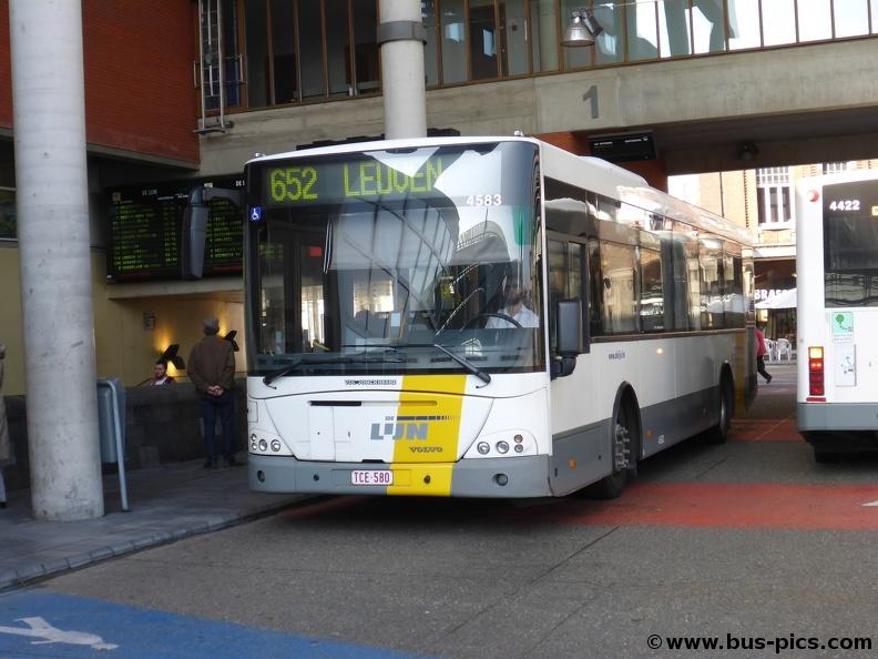 De lijn bus 652