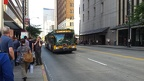 3rd Ave & Seneca St -- route #62 -- King County Metro 2899