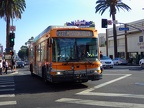 Hollywood / Highland -- route #237 -- LACMTA 7908