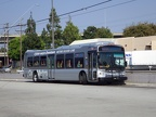 Harbor Gateway Transit Center -- Silver Line 910X -- LACMTA 8389