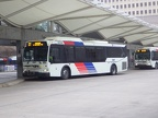 Texas Medical Center Transit Center -- Route #27 -- METRO 5887