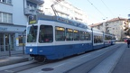 Post Wollishofen -- Linie 7 -- VBZ 2121+?